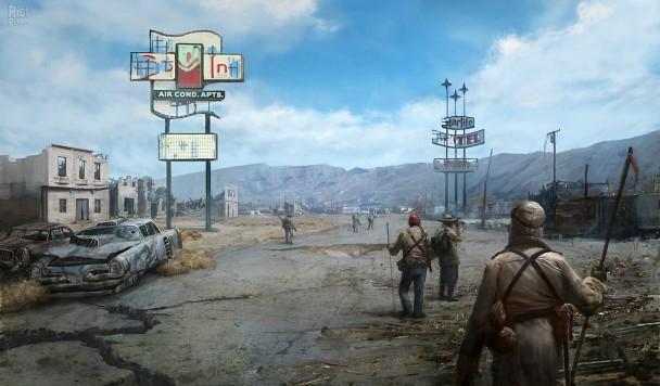 Легендарные игровые серии: как развивалась Fallout
