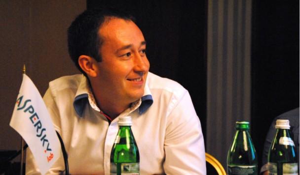 Александр Савушкин, Kaspersky Lab: «Рынок за этот год упадет еще примерно на 10%»