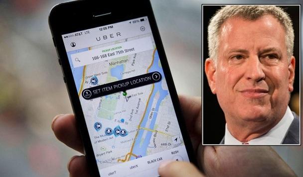 Политическая победа Uber в Нью-Йорке в цифрах