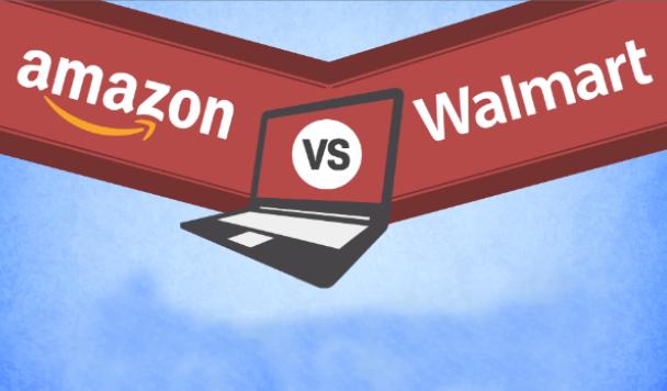 Walmart проигрывает войну Amazon