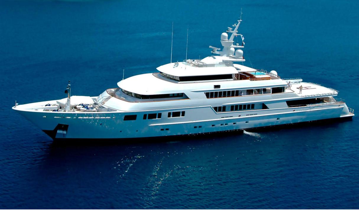 На море: крупнейшие яхты известных IT-бизнесменов