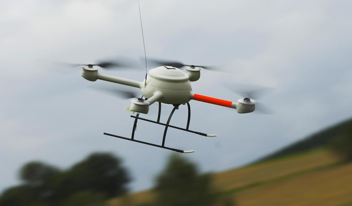 Как дроны помогают нарушать закон