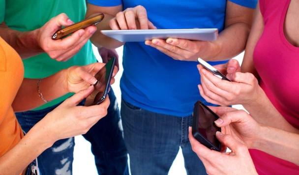 Как покупатели используют мобильные приложения? (Инфографика)