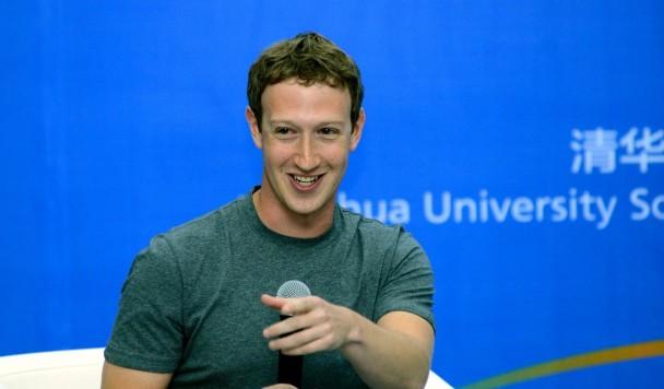 Facebook выбрался на вершину