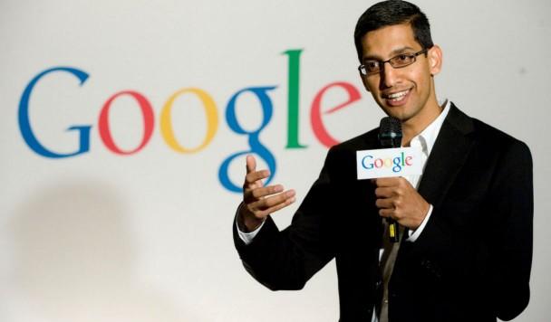 Что мы знаем о новом СЕО Google Сундаре Пичае?