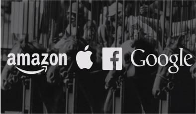 Почему Apple, Amazon, Facebook и Google все больше напоминают безжалостные корпорации