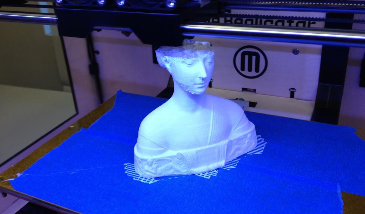 От чего зависит будущее 3D-печати?