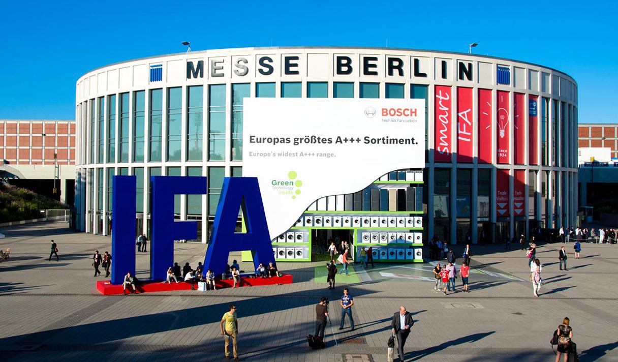 Главные новинки технологической выставки IFA 2015. Часть 1