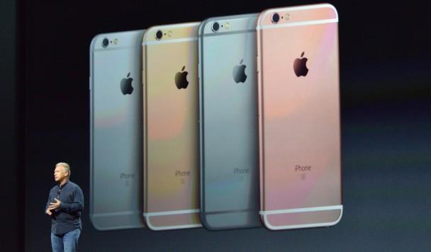 iPhone 6s, iPhone 6s Plus и другие новости от Apple