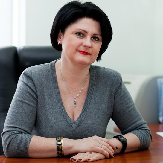 Елена Олишевская