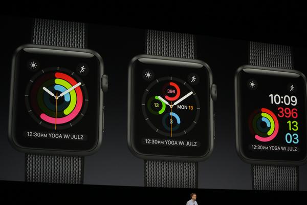 Apple представила новую ОС для Apple Watch