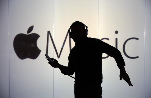 Количество платных подписчиков Apple Music превысило 50 млн