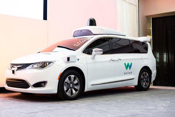 Waymo потребовала запретить использование беспилотных автомобилей Uber