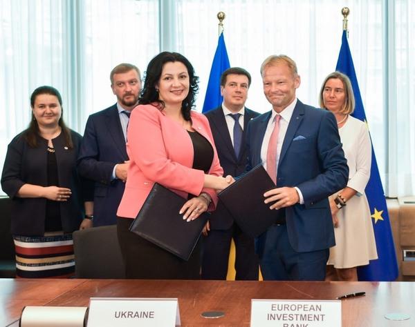 Европа инвестирует 75 млн евро в безопасность украинских дорог
