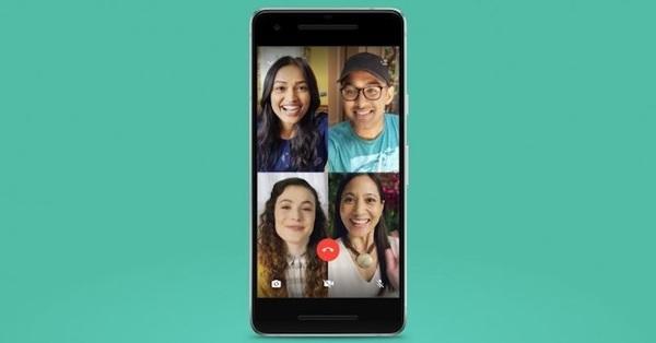 WhatsApp запустил групповые видеозвонки для всех пользователей