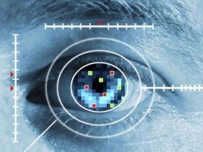 LG встроит сканер радужной оболочки глаза во фронтальную камеру