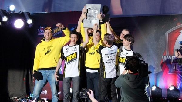 Команда Natus Vincere вернула звание чемпиона мира по World of Tanks