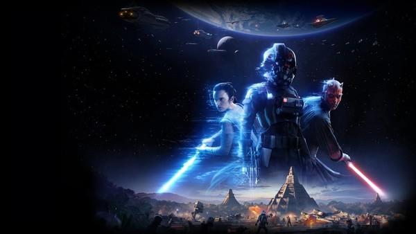 Electronic Arts продемонстрировал фантастическую графику Star Wars Battlefront II