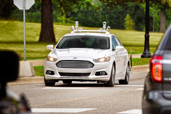 Ford инвестирует миллиард в стартап, созданный выходцами из Google и Uber