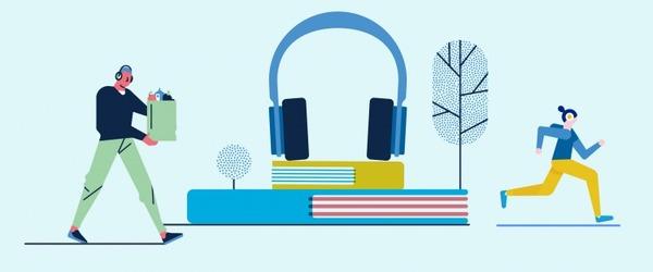 Google позволила управлять скоростью воспроизведения аудиокниг и добавлять их части в закладки