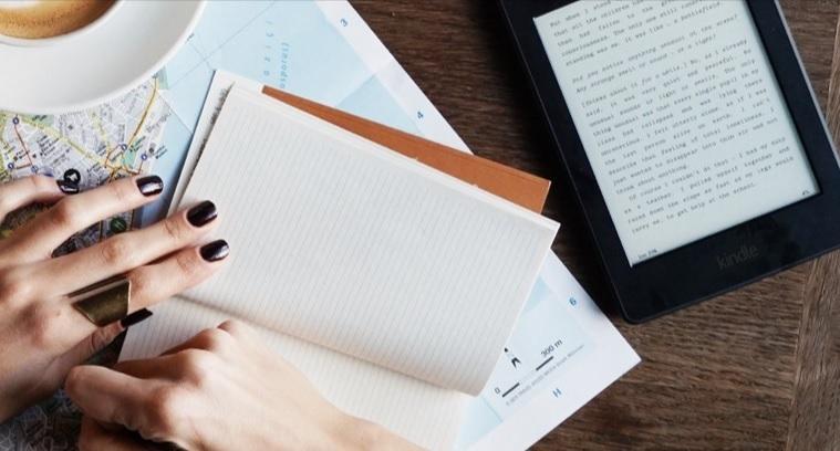 Amazon представила новую версию ридера Kindle Paperwhite