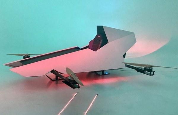 Пилотируемые гонки на летающих машинах Airspeeder Alauda назначила на 2020 год