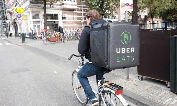 Uber запустит в Украине сервис по доставке еды