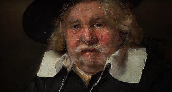 Статистические алгоритмы и 3D-печать позволили воссоздать стилистику Рембрандта (Видео)