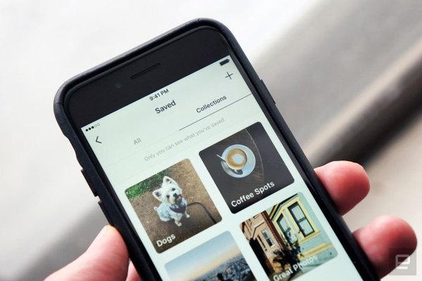 Instagram добавил возможность сохранения постов в коллекции