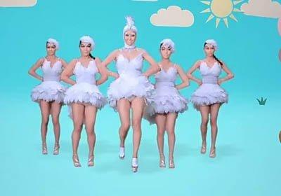 клип где танцуют девушки зарубежный 2016