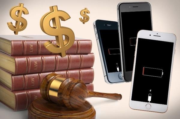 На Apple подали в суд за намеренное понижение производительности iPhone