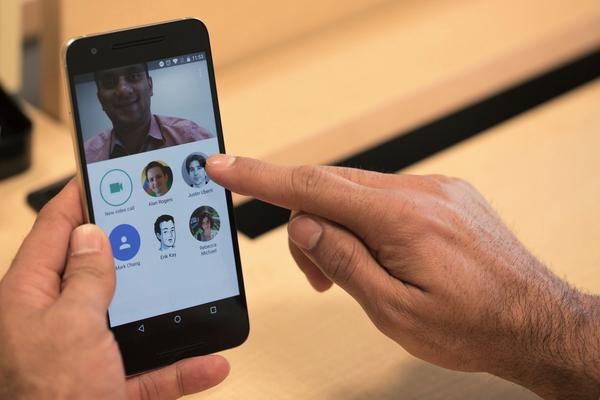 Google Duo стало самым популярным Android-приложением