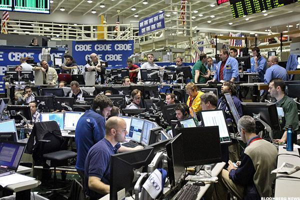 После начала торгов биткоином на чикагской бирже, криптовалюта подорожала на $1500 за минуту