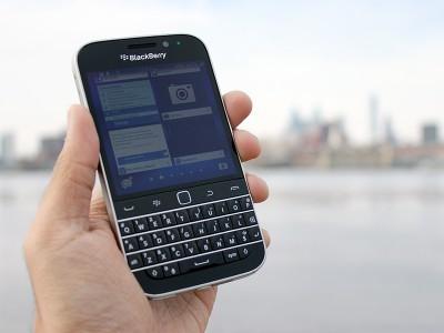 BlackBerry не престанет выпускать смартфоны с QWERTY-клавиатурами