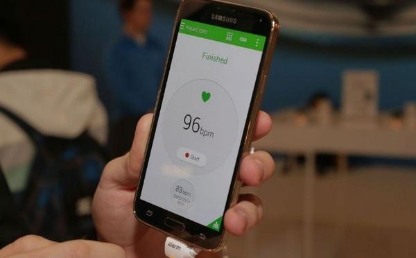 Panasonic создал технологию, позволяющую измерять сердечный ритм с помощью камеры