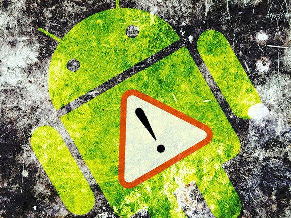 Каждые 10 секунд на Android выходит новая вредоносная программа