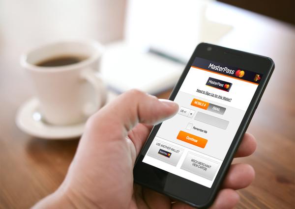 Mastercard запускает в Украине сервис MasterPass