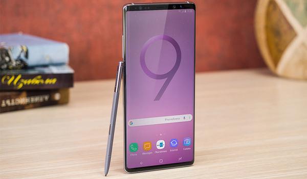 Samsung Galaxy Note9 будет представлен 9 августа
