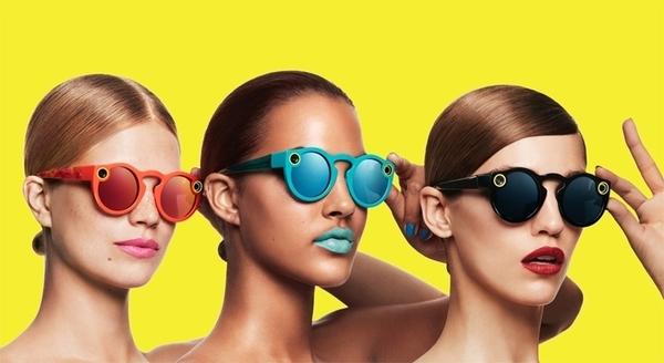Snapchat выпустит новые «умные» очки