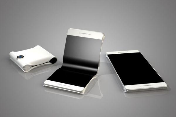 Samsung сертифицировал свой революционный гибкий смартфон
