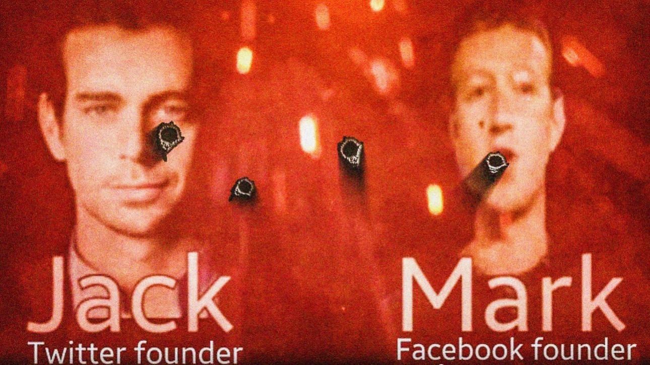 Марку Цукербергу и Джеку Дорси угрожают террористы ИГИЛ