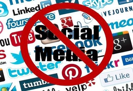 В Турции заблокировали Twitter и Facebook