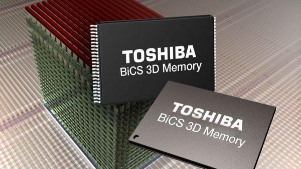Apple может купить бизнес по производству микрочипов Toshiba