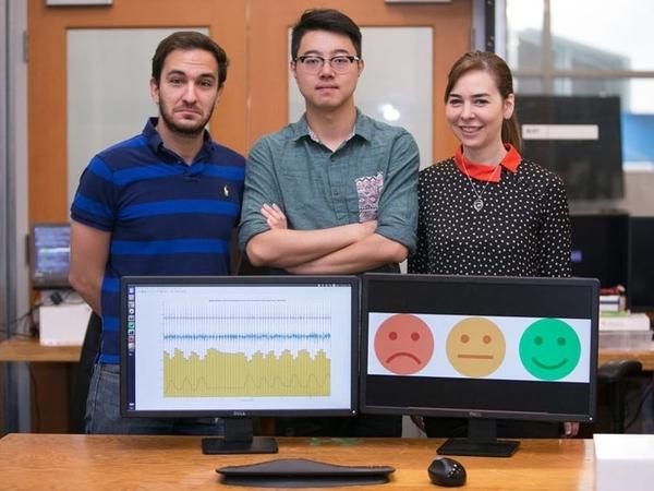 Ученые научились определять эмоциональное состояние человека при помощи Wi-Fi
