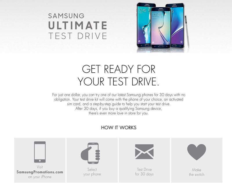 Samsung придумал новый способ переманивания пользователей iPhone