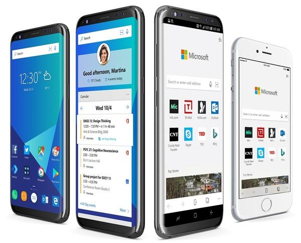 Microsoft выпустит Edge для iOS и Android
