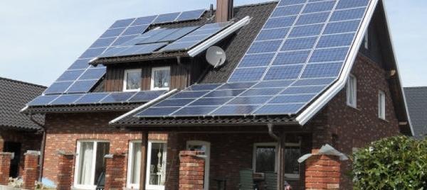 Количество украинских домохозяйств с солнечными панелями за год увеличилось в четыре раза