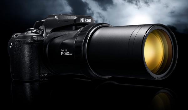 Nikon представил фотоаппарат с рекордным 125-кратным зумом