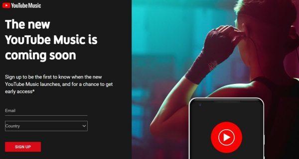 Google запускает YouTube Music