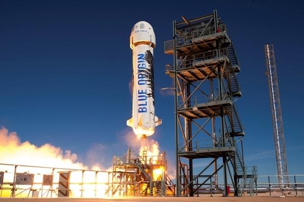 Blue Origin Джеффа Безоса планирует начать доставку грузов на Луну
